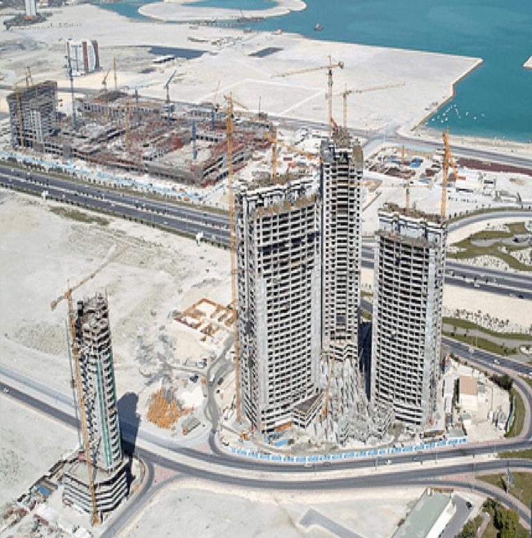 Abraj Al Lulu Bahrain Construction