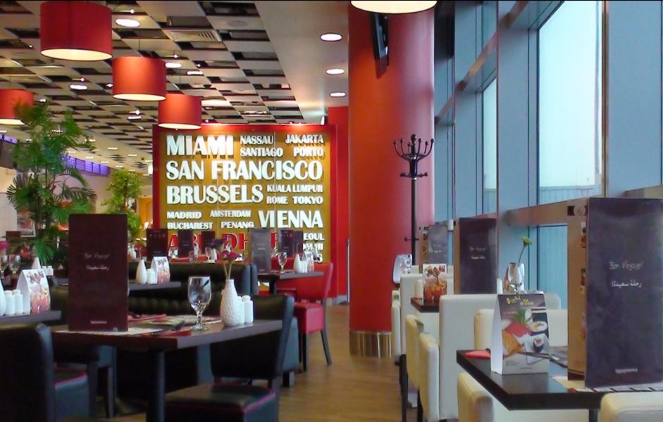 Portfolio category restaurant seven interiors bahrain