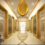 Ocean Heights Dubai Hallway