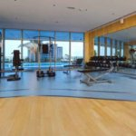 Ocean Heights Dubai Gym